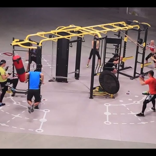 Impulse Functional Training Zones