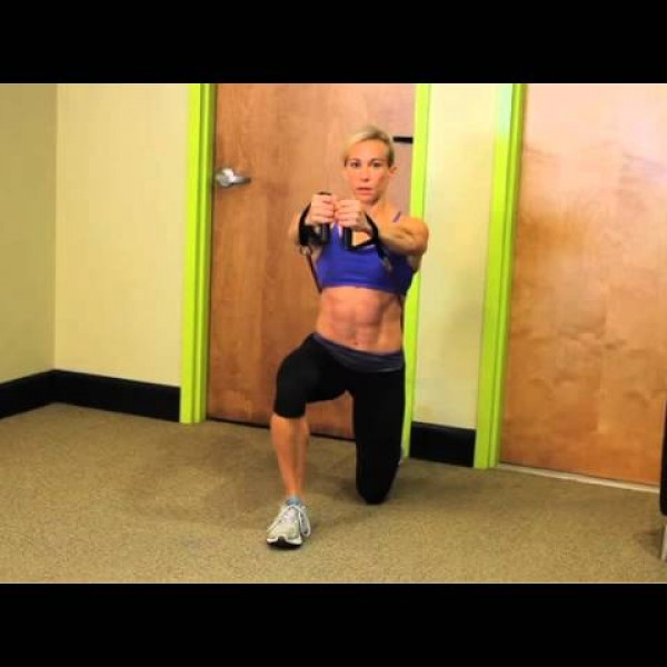 GoFit Super Band Exercise Preview