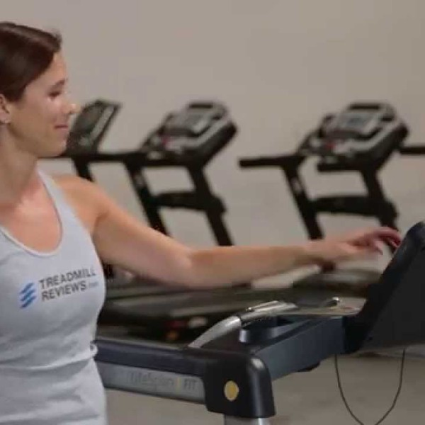 LifeSpan TR3000e Folding Treadmill Review