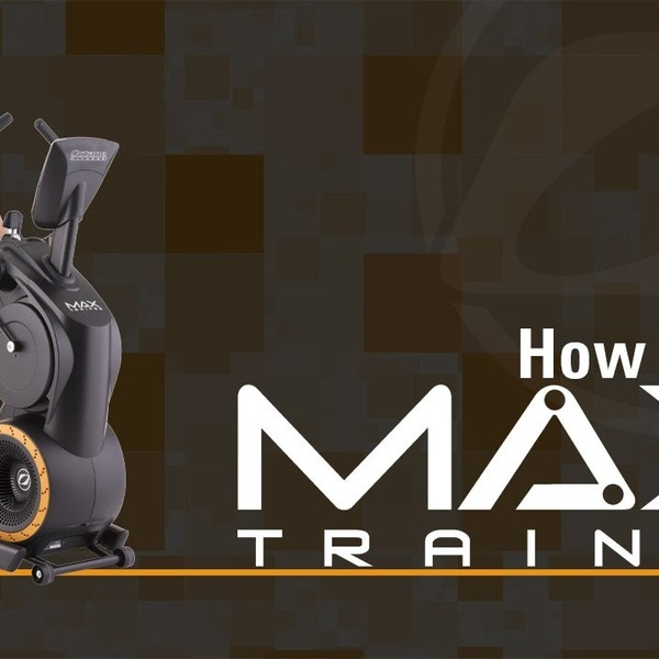 How To Use the MAX TRAINER by Octane Fitness