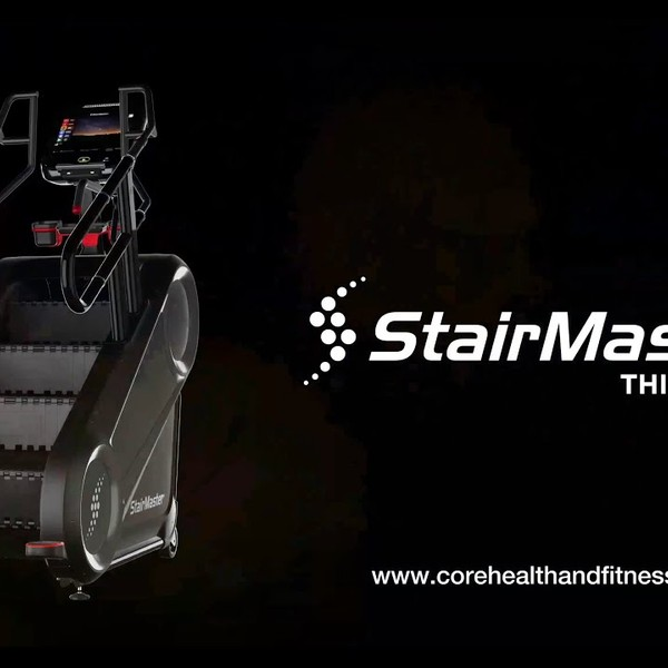 StairMaster 10G OverDrive Introduction